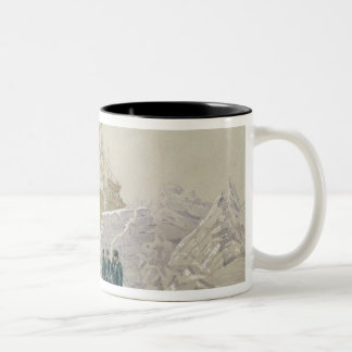 Incident on a Trading Journey: HMS Terror Two-Tone Coffee Mug