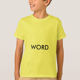 Incidental T-shirts
