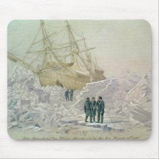 Incidente en un viaje comercial: Terror del HMS Tapetes De Ratón