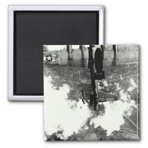 Incidente No.2 del fuego amigo de WWII B-17 Iman De Nevera
