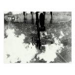 Incidente no.2 del fuego amigo de WWII B-17 Tarjeta Postal