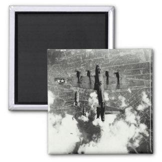 Incidente No.3 del fuego amigo de WWII B-17 Imán Cuadrado