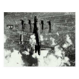 Incidente no.3 del fuego amigo de WWII B-17 Postales
