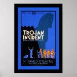 Incidente Trojan Poster