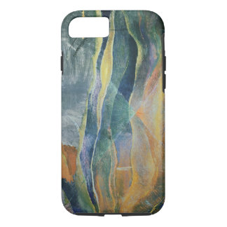 Incidents of Colours and Plains (tempera and penci iPhone 8/7 Case