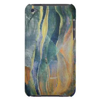 Incidents of Colours and Plains (tempera and penci iPod Touch Cover