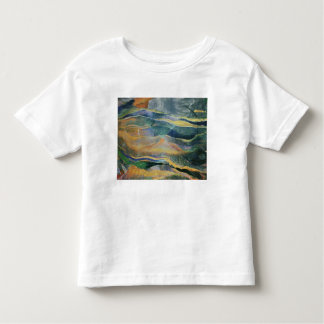 Incidents of Colours and Plains (tempera and penci Toddler T-shirt