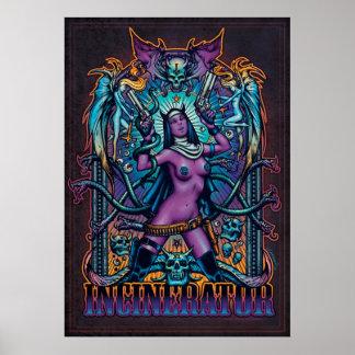 Incinerator Poster