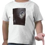 Incinere las manchas en el ½ s sl del ¿Â del Camiseta