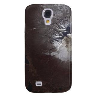 Incinere las manchas en el ½ s sl del ¿Â del Samsung Galaxy S4 Cover
