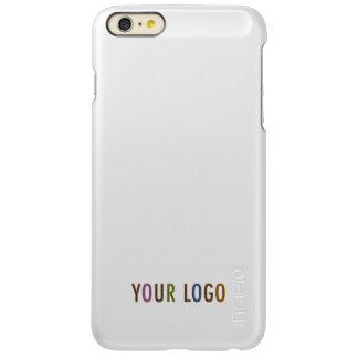 Incipio iPhone 6 6s Plus Silver Case Custom Logo