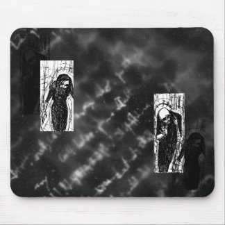 Incision Mouse Pad