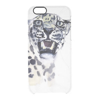 Incisor Snarl Clear iPhone 6/6S Case