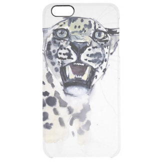 Incisor Snarl Clear iPhone 6 Plus Case