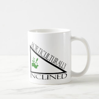 Inclinado hortícola taza clásica