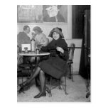Inclinar a Cane, 1922 Tarjetas Postales