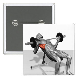 Incline Bench Press 2 Button