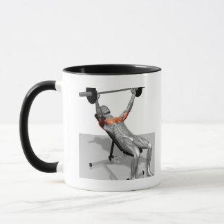 Incline Bench Press Mug