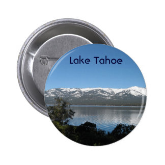 Incline, North Lake Tahoe Pinback Button