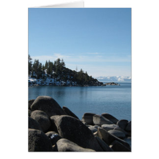 Incline, North Lake Tahoe Stationery Note Card
