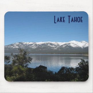 Incline Village, North Shore Lake Tahoe Mouse Pad