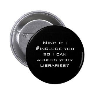 #include 2 inch round button