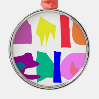 Inclusion Christmas Ornaments