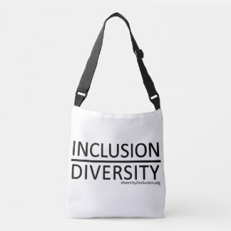 Inclusion Over Diversity Bag