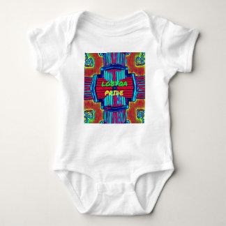 Inclusive 'LGBTQA PRIDE 'Rainbow Spectrum Baby Bodysuit