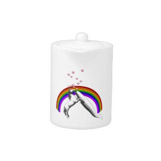 Inclusive Love Teapot