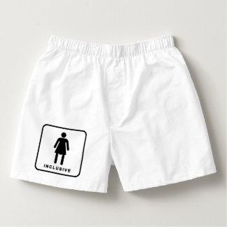 inclusive restroom sign boxers