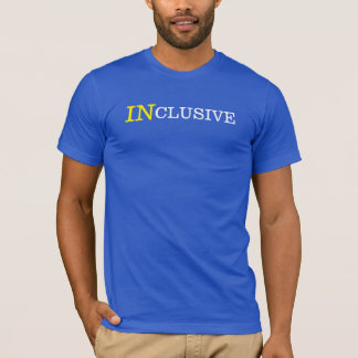 INclusivity in INdiana T-Shirt