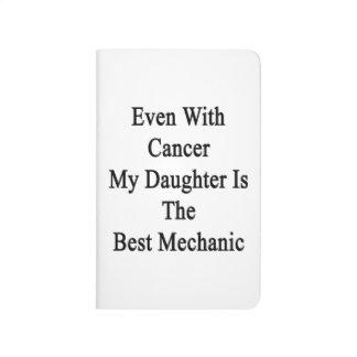 Incluso con el cáncer mi hija es el mejor mecánico cuaderno grapado