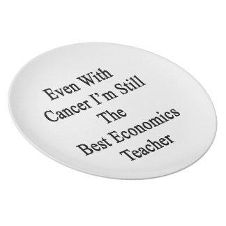 Incluso con el cáncer sigo siendo la mejor economí