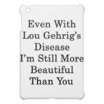 Incluso con Lou Gehrig's Disease sigo siendo más g