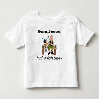 Incluso Jesús tenía decir cristiano de la historia Playeras