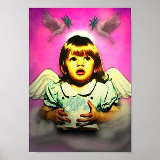Incluso los ángeles tienen que aprender posters