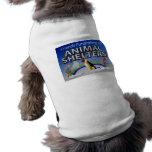 Incluso nuestros amigos de la piel nos apoyan camisa de perrito
