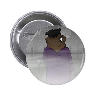 Incognito Pinback Button