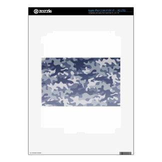 Incognito Camo iPad 3 Decal