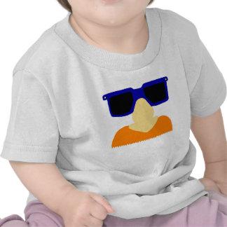 Incognito Mustache & Glasses Shirts