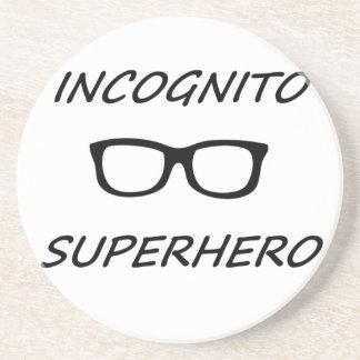 Incognito Superhero 01B Coaster
