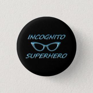 Incognito Superhero Button