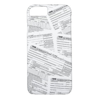 Income Tax Form 1040 iPhone 8/7 Case