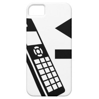 Incoming Calls Outgoing Calls House Phone iPhone SE/5/5s Case