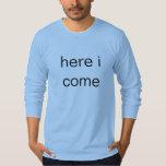 incoming tee shirts