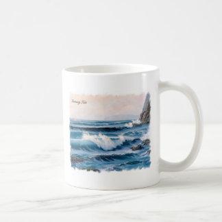 Incoming Tide Coffee Mug Basic White Mug