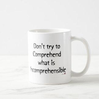 Incomprehensible Coffee Mug