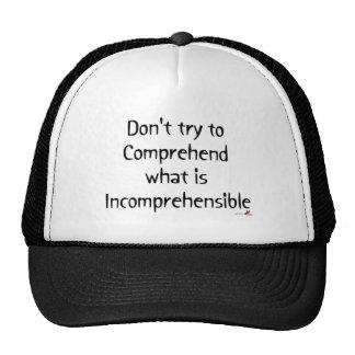 Incomprehensible Trucker Hat