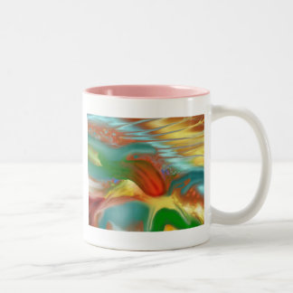 """Inconceivable Occurrence"" Two-Tone Mug"